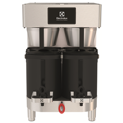 Coffee SystemPrecisionBrew air-heated shuttle double brewer