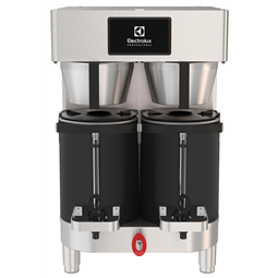 Coffee SystemPrecisionBrew warmer shuttle double brewer