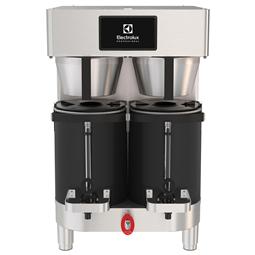 Bevande caldeMacchina per caffè filtrato PrecisionBrew doppia con piastra riscaldante