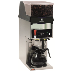 Coffee SystemGrinder brewer 2,5 kg, single - decanter with UK plug