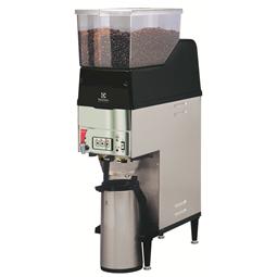 Koffie systemenKoffiezetapparaat met koffiemolen, dubbele bonencontainer, 1 filterhouder, voor 1 airpot