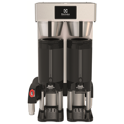 Coffee SystemPrecisionBrew, double for vacuum shuttle with stand with UK plug