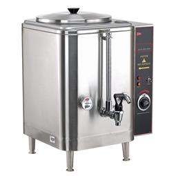 Bevande calde<br>Dispenser acqua calda, 56,8 l, acciaio inox