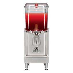 Simplicity BubblersChilled Beverage Dispensers 1x18 L, agitator model with locking lid