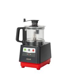 Cutter Mixer<br>Cutter mixer con vasca in copoliestere trasparente (BPA-free) da 2.6 litri, 1 velocità da 1500 giri/