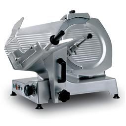Dilimleme makineleriYatık tip dilimleme makinesi, bıçak çapı 370 mm