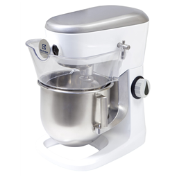 Planetary MixersPlanetary Mixer, 5 lt - Electronic with Hub, White