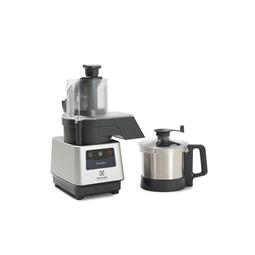 GroentesnijmachinesTrinityPro Groentesnijmachine/cutter-mixer, rvs kom 3,6 lt, 1 snelheid