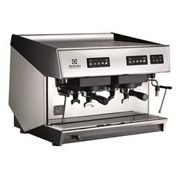 Sistema de caféCafetera espresso tradicional, 2 grupos, boiler de 10,1 litros