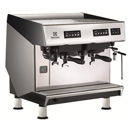 Coffee SystemMira Traditional espresso machine, 2 groups, tall cup configuration, 10.1 liter boiler