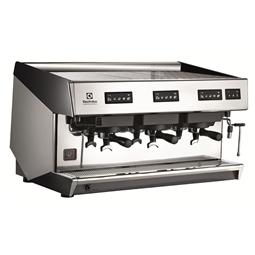 Coffee SystemMira Traditional espresso machine, 3 groups, 15.6 liter boiler
