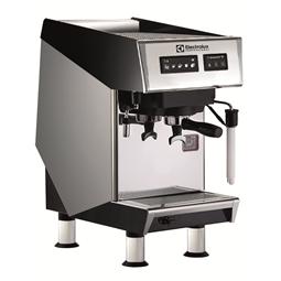 Sistema de caféCafetera espresso tradicional, 1 grupo, configuración para taza alta, boiler de 6,3 litros