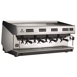 Coffee SystemMira Traditional espresso machine, 4 groups, 21,9 liter boiler with Steamair