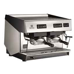 Coffee SystemMira Traditional espresso coffee FAP machine, 2 group, 10.1 liter boiler, steam & water