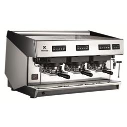 Coffee SystemMira Traditional espresso coffee POD machine, 3 groups, 15.6 liter boiler