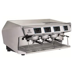 Coffee SystemAura Traditional espresso machine, 3 Maestro groups with Dosamat ®