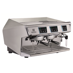 Coffee SystemAura Traditional espresso machine, 2 Maestro groups with Dosamat ®, Steamair