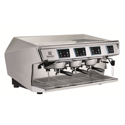 KaffesystemAura traditionell espressomaskin, 3 Maestrogrupper, Steamair