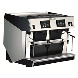 Coffee SystemPony Professional espresso coffee POD machine, 2 groups for 4 pods/cups