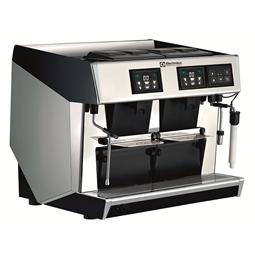 Zařízení pro přípravu kávyKávovar espresso Pony Professional na PODY, 2 hlavy na 4 pody/šálky, Steamair