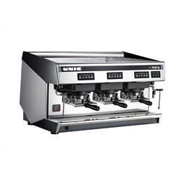 Coffee System<br>Traditional espresso coffee POD machine, 3 groups, 15.6 liter boiler