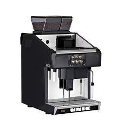Bevande calde<br>Macchina super automatica, 1 gruppo, 220x40 ml tazze/ora, boiler 6,5 litri