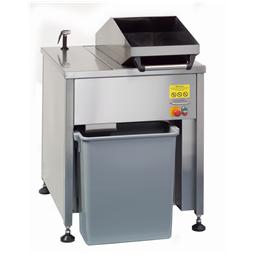 Zařízení pro likvidaci odpaduVolně stojící Kompaktní drtič s odstředivkou - 450 kg/hod