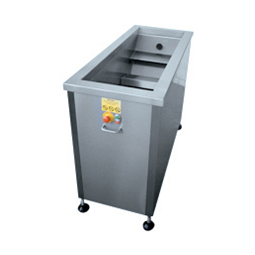 Waste Management SystemFree Standing Intake Station - 1200x500 mm