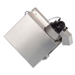 Sistema trattamento rifiuti<br>Pressa disidratatrice centrifuga per installazione a parete