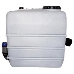 Sistema trattamento rifiutiSerbatoio raccolta rifiuti - 750 litri- 400V/3/50-60