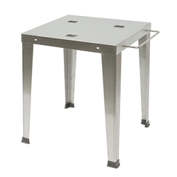 EplucheusesTable support inox pour T5E