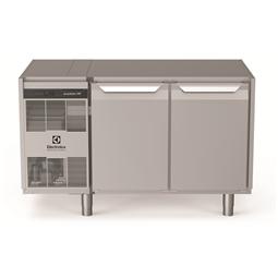 Dijital Tezgahaltı Buzdolabıecostore HP Premium Tezgah Tipi Soğutucu - 290lt, 2-Kapılı, Üst Tablasız