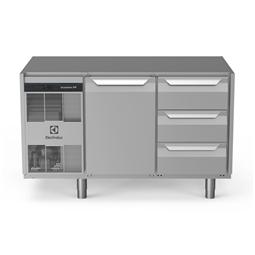 Dijital Tezgahaltı Buzdolabıecostore HP Premium Tezgah Tipi Soğutucu - 290lt, 1-Kapılı, 3x1/3 Çekmeceli, Üst Tablasız