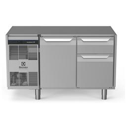 Dijital Tezgahaltı Buzdolabıecostore HP Premium Tezgah Tpi Soğutucu - 290lt, 1-Kapılı, 1/3+2/3 Çekmeceli, Üst Tablasız