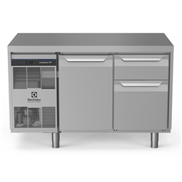 Digitale Kühltischeecostore HP Premium Refrigerated Counter - 290lt, 1-Door 1/3+2/3 Drawers