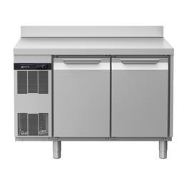 Table réfrigéréeecostore HP Concept  Table positive 2 portes adosée