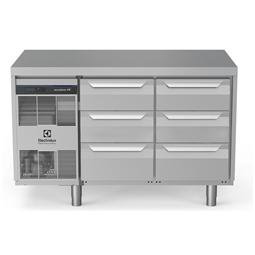 Digital Undercounterecostore HP Premium Freezer Counter - 290lt, 6 1/3-Drawer (R290)