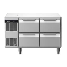 Digital Undercounterecostore HP Refrigerated Counter - 4 ½ Door (R290) with UK plug