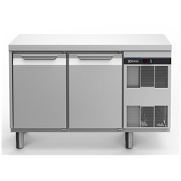 Digital Undercounterecostore HP Concept Freezer Counter, 2 Doors with cooling unit right (60Hz)