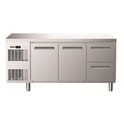 Digital UndercounterFreezer Counter - 2 Door+2 1/2 drawer (R290)