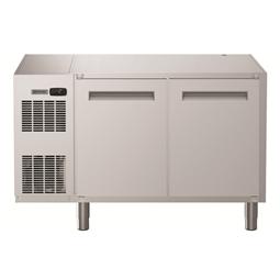Koel- en vrieswerkbankenEcostore HP koelwerkbank - 290 lt, 2 deuren, zonder bovenblad, R134a