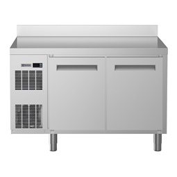 Digital Undercounterecostore HP Refrigerated Counter - 2 Door (R134a) with top and upstand