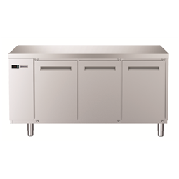 Digital UndercounterRefrigerated Counter - 3 Door (R134a) with top - Remote