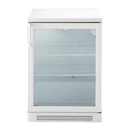 160 Line160 L pult alatti hűtőszekrény, üvegajtós