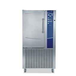 air-o-chill<br>Abbattitore/congelatore lengthwise - 50/50 kg - per forno 10 GN 1/1. Con accesso USB.