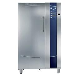 air-o-chill<br>Abbattitore/congelatore lengthwise - 100/85 kg - per forno 20 GN 1/1, remoto. Con accesso USB.