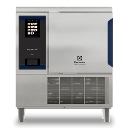 SkyLine ChillSBlast Chiller-Freezer 6GN1/1 30/30 kg, left hinged door