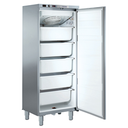 400 Line400lt Line 1 Door Fish Refrigerator - Stainless steel (R290)