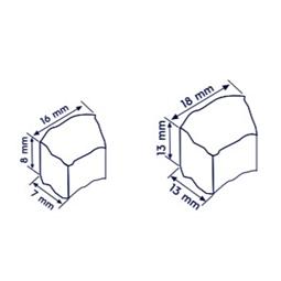 JääraekoneetJääraekone 250kg/24h - ilmalauhdutteinen