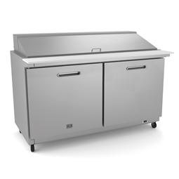 Refrigeration Equipment<br>Mega Top Table, 60